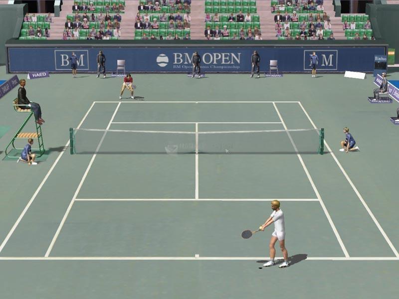 Pantallazo Dream Match Tennis Online