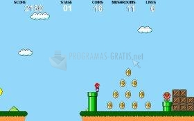 Pantallazo Mario In Worlds Unknown