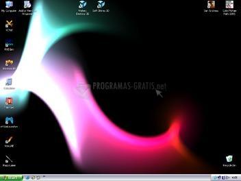 Pantallazo Soft Shines 3D