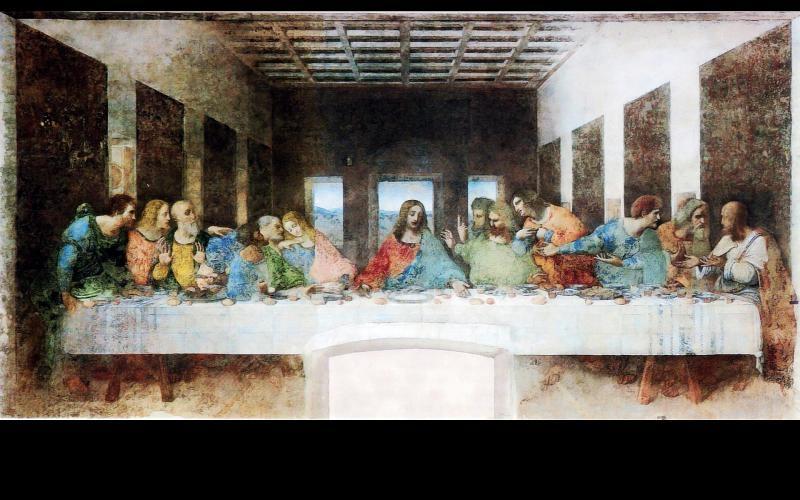 Pantallazo The Last Supper