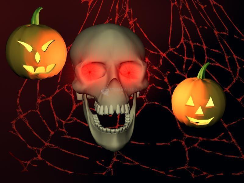Pantallazo 3D Halloween Horror