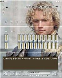 Pantallazo Heath Ledger ICQ Skin