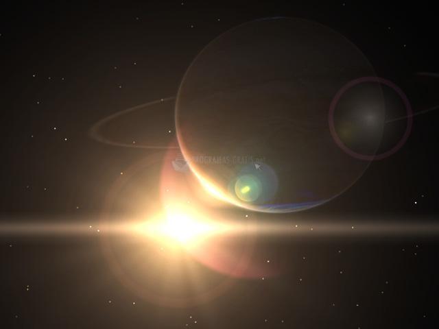 Pantallazo Jupiter: 3D Space Tour