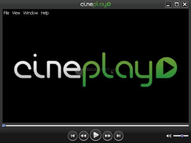 Pantallazo Cineplay