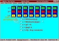 Pantallazo Algebra