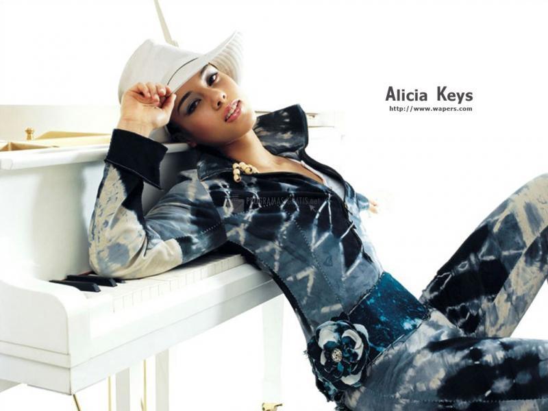 Pantallazo Alicia Keys
