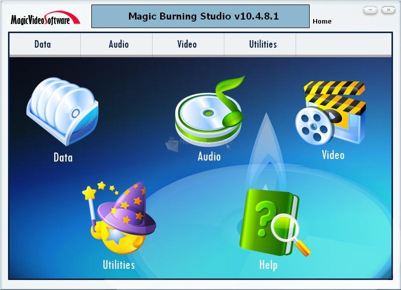 Pantallazo Magic Burning Studio