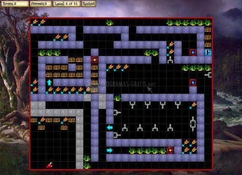 Pantallazo Maze Escape
