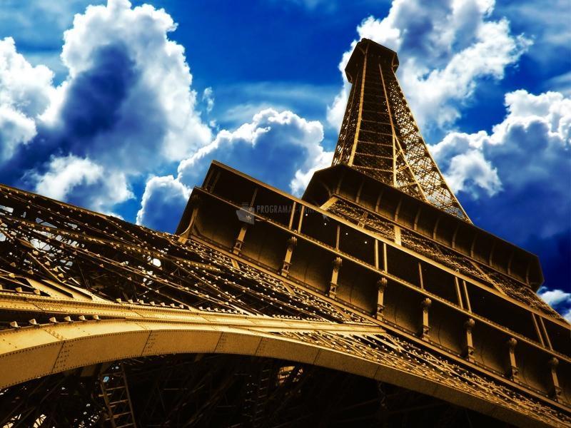 Pantallazo Torre Eiffel París