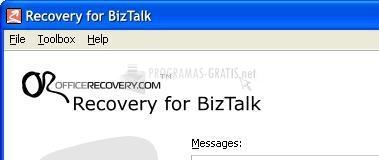 Pantallazo Recovery for BizTalk