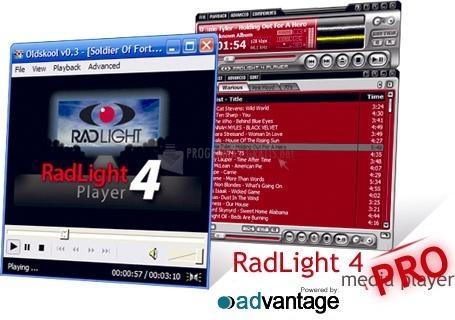 Pantallazo Radlight Pro