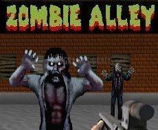 Pantallazo Zombie Alley