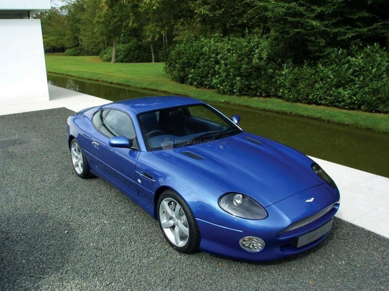 Pantallazo Aston Martin