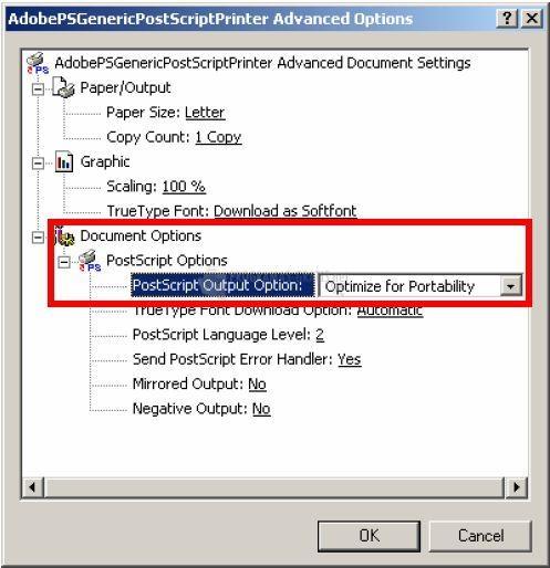 Pantallazo PDF ActiveX DLL