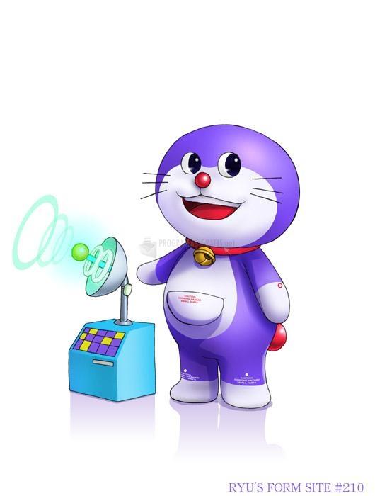 Pantallazo Doraemon