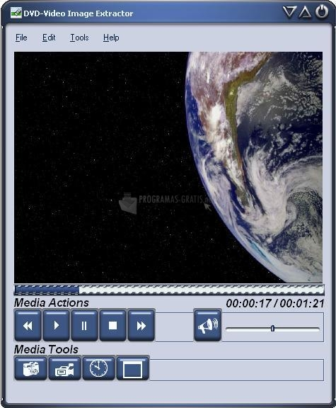 Pantallazo DVD Video Image Extractor