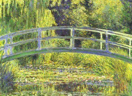 Pantallazo Claude Monet Screensaver 250 Paintings