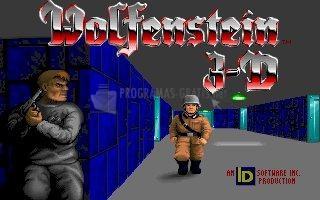 Pantallazo Wolfenstein 3D