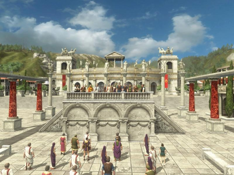 Pantallazo Grand Ages: Rome