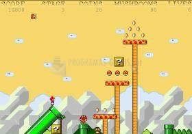Pantallazo Mario In Worlds Unknown 2