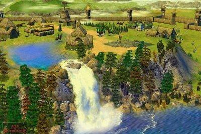 Pantallazo Age of Mythology: The Golden