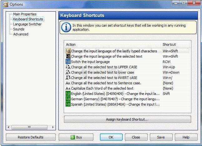 Pantallazo Comfort Typing Pro