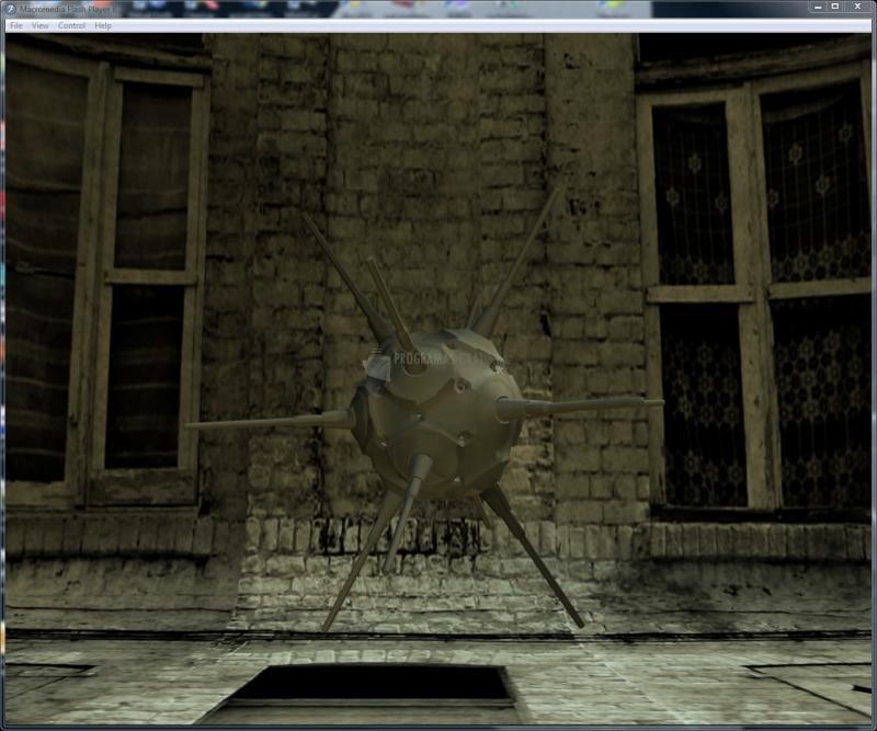 Pantallazo Sweeper Screensaver