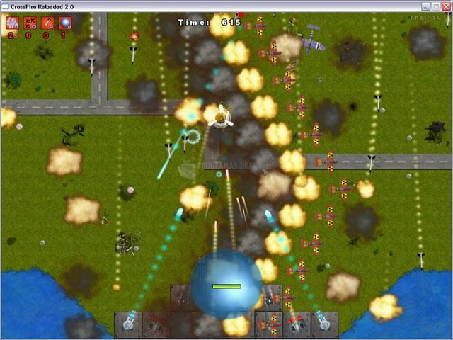 Pantallazo Crossfire 2 Reloaded