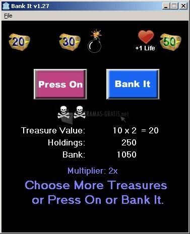 Pantallazo Bank It