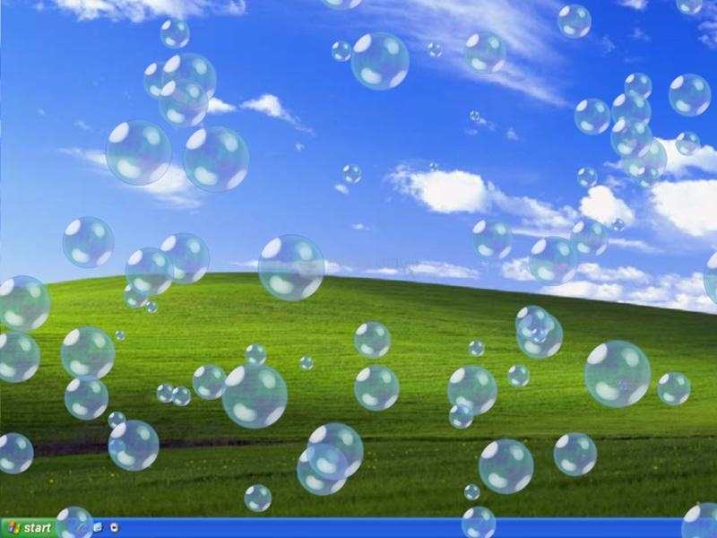 Pantallazo EIPC Bubbles 3D