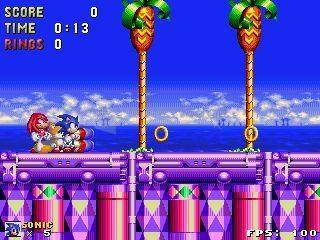 Pantallazo Open Sonic