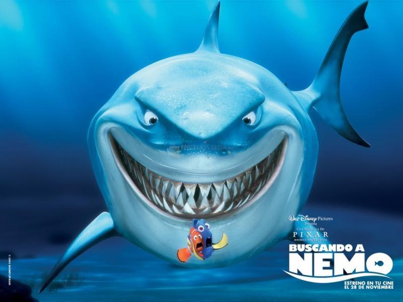 Pantallazo Buscando a Nemo