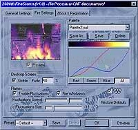 Foto 2000Th FireStorm Screensaver