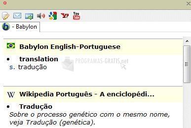 Pantallazo Quick Translation