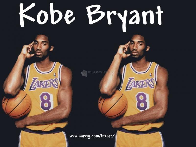Pantallazo Kobe Bryant