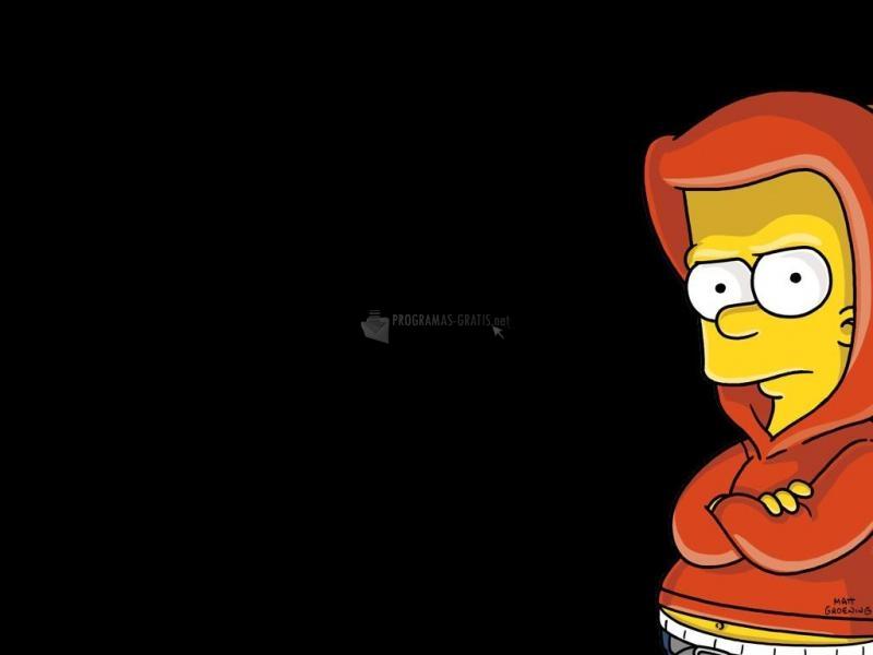 Pantallazo Bart Eminem
