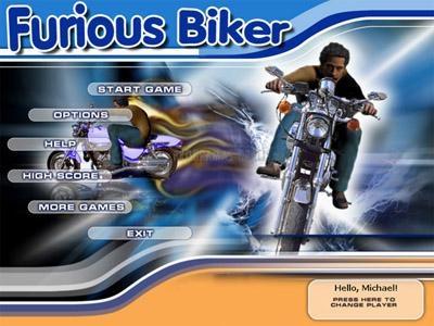 Pantallazo Furious Biker