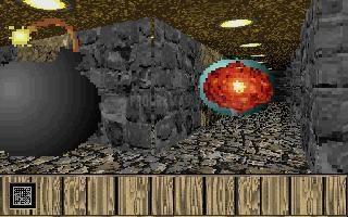 Pantallazo 3D Bomber MSDOS