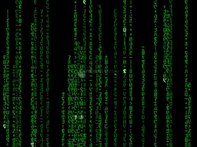 Pantallazo MatrixMania Screensaver