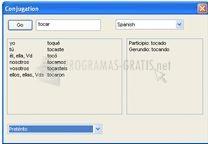 Pantallazo Ultra Latin-English Dictionary