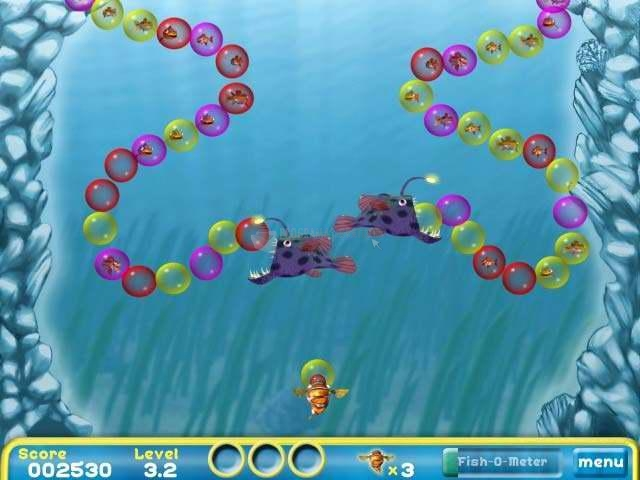 Pantallazo Bubblefish Bob