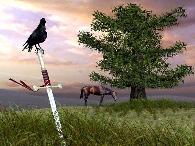 Pantallazo Sword of Valor 3D Screensaver