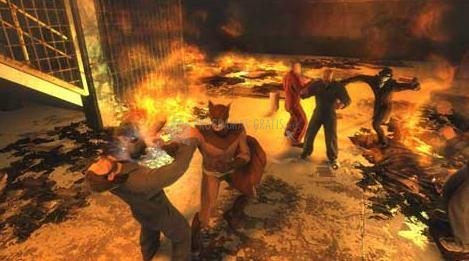 Pantallazo Watchmen: The End is Nigh