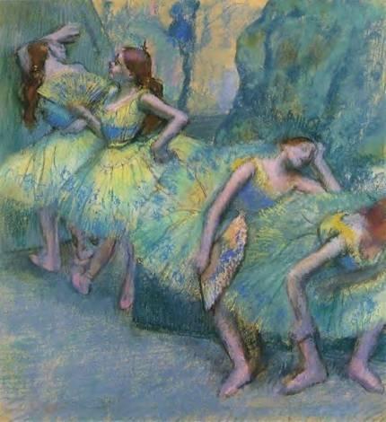 Pantallazo Edgar Degas Painting Screensaver