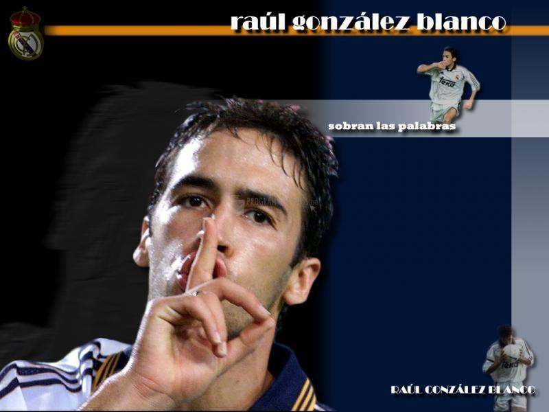 Pantallazo Raúl González Blanco
