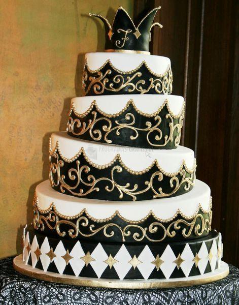 Pantallazo Wedding Cake Screen Saver