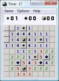 Pantallazo Crazy Minesweeper