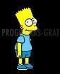 Pantallazo Bart silbando