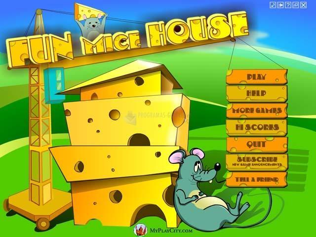 Foto Fun Mice House