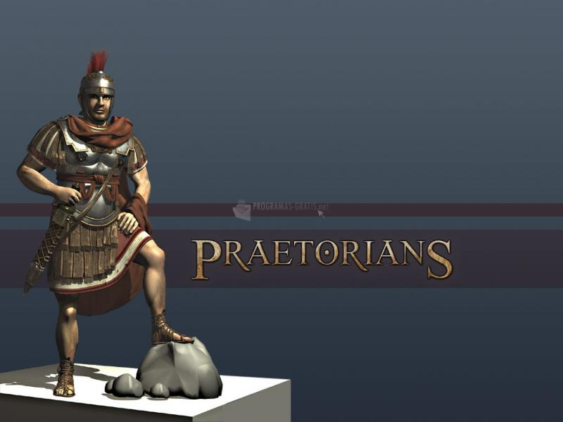 Pantallazo Praetorians
